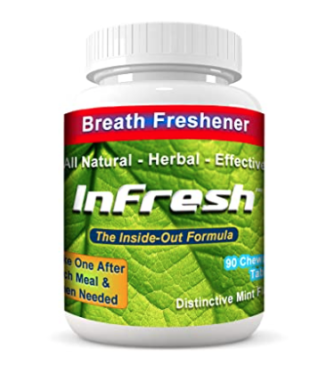 Infresh one bottle